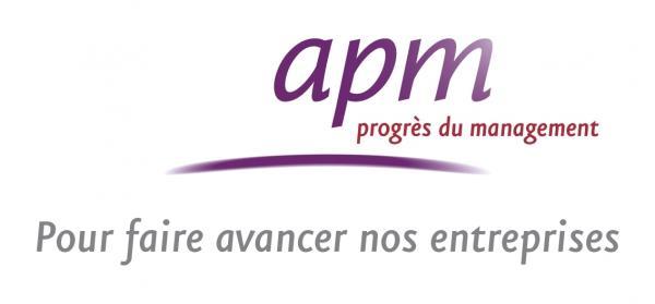 Logo apm avec signature